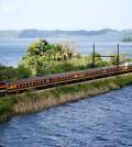 Zugfahrt Panama City nach Colon