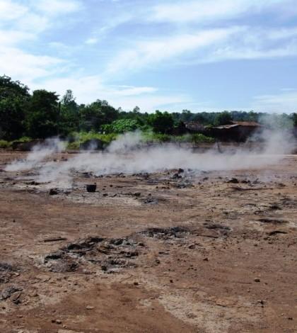 Nicaragua: Heisse Quellen von San Jacinto