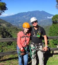 Canopy, Reise nach Panamá