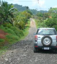 Mietwagenreise, Costa Rica