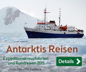 Antarktis Reisen mit Reallatino Tours