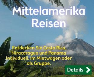 Mittelamerika Reisen mit Reallatino Tours