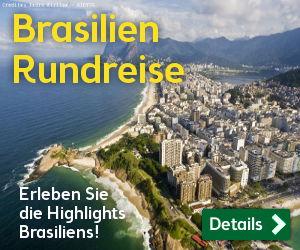 Brasilien Rundreise: Erleben Sie die Highlights Brasiliens