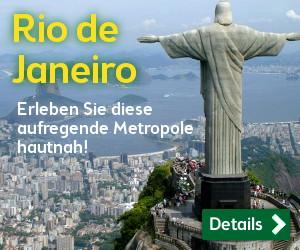 Reise nach Rio de Janeiro: Erleben Sie diese aufregende Metropole hautnah!