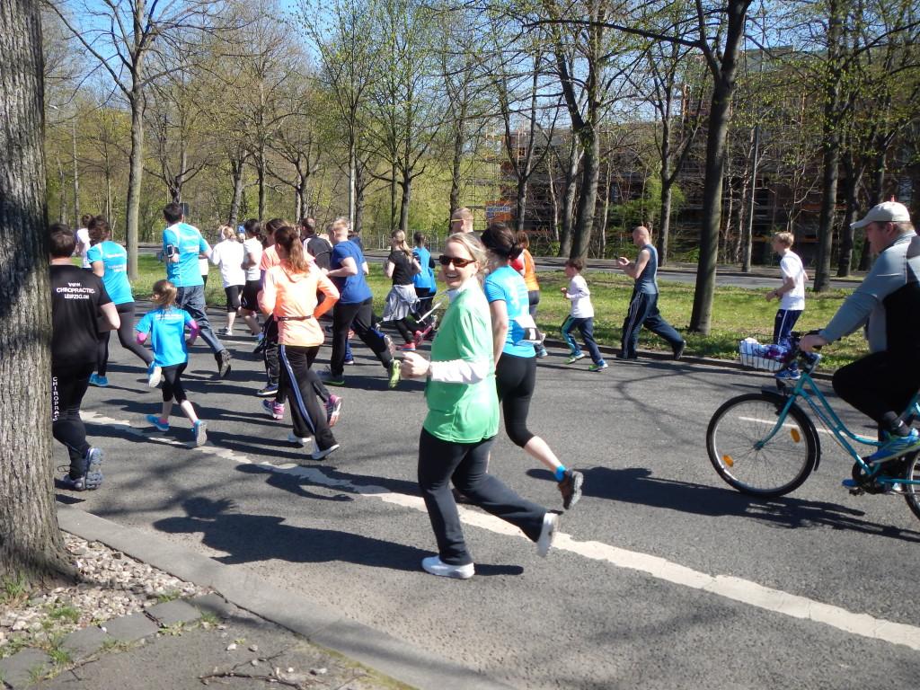 Leipzig Marathon 09