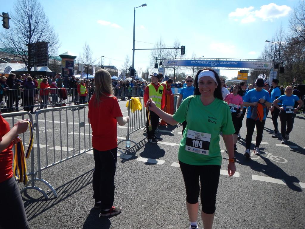 Leipzig Marathon 11