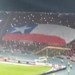 La bandera chilena