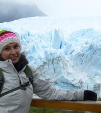 Meli am Perito Moreno