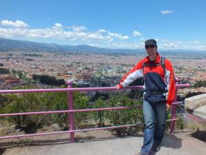 Cuenca Aussichtspunkt
